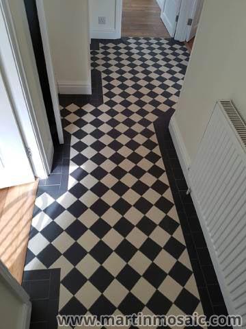 Mosaic tiles 10xcm x 10cm