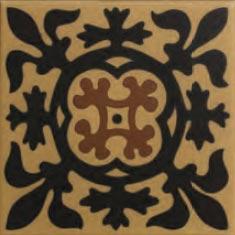 7×7 cm encaustic tiles