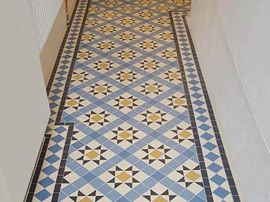 Home Martin Mosaic Ltd Victorian Floor Tiles In Wimbledon London